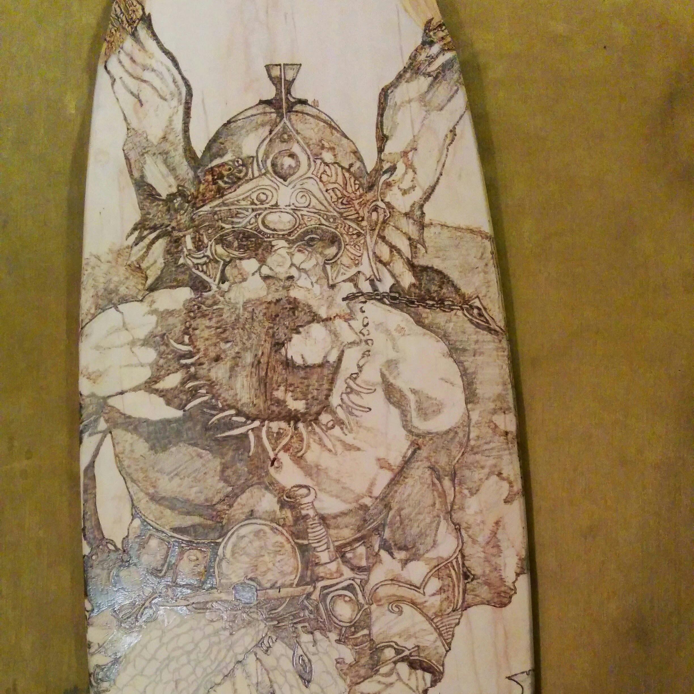frazetta viking