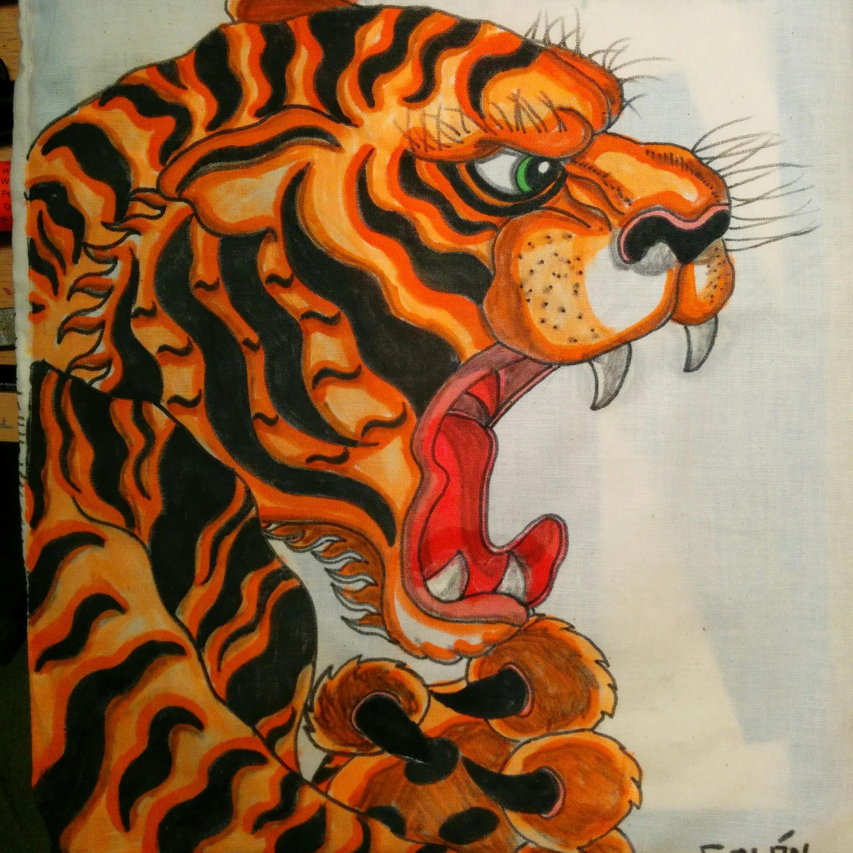 Tiger jap