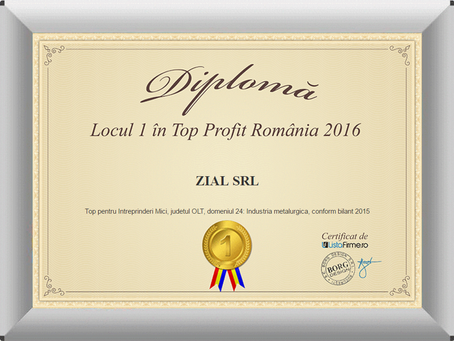 Results for 2016