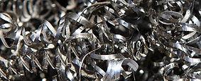 Raw material - Alumiunium Shavings