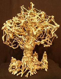 arbre lecourtois sculpture cerences