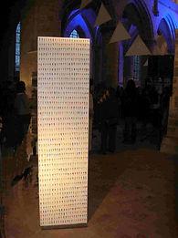 monolithe bois