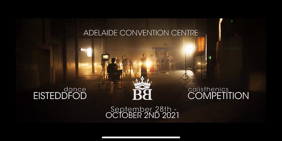 2021 BB Calisthenics and Dance Eisteddfod