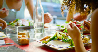 How to eat out and not blow your diet