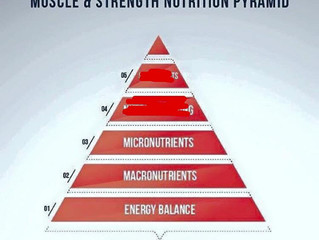 How to set up your nutrition part 3