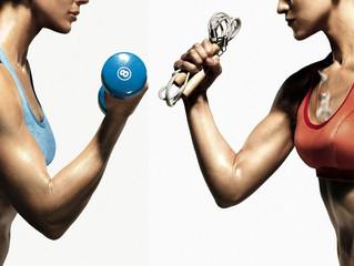 Weights vs cardio