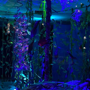 Aquarium: Upcycled & Recycling Material - 5