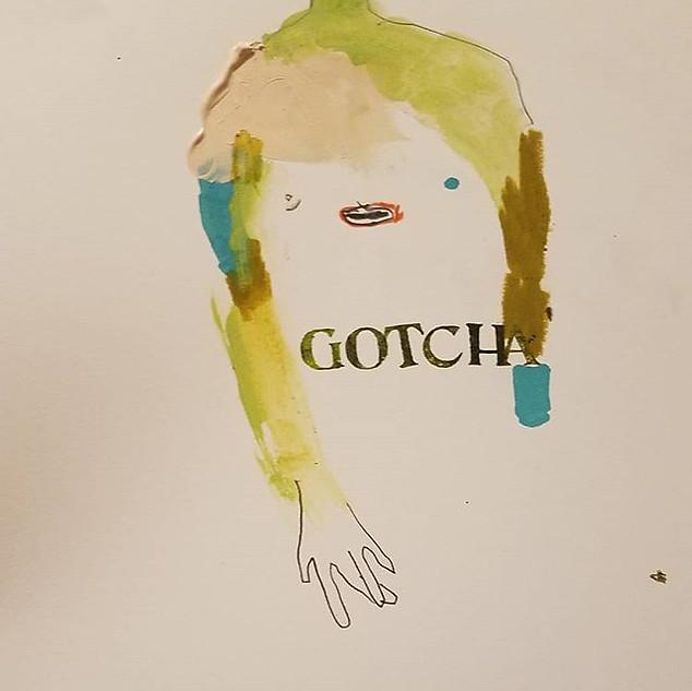 "Amy Morken ""Gotcha"""
