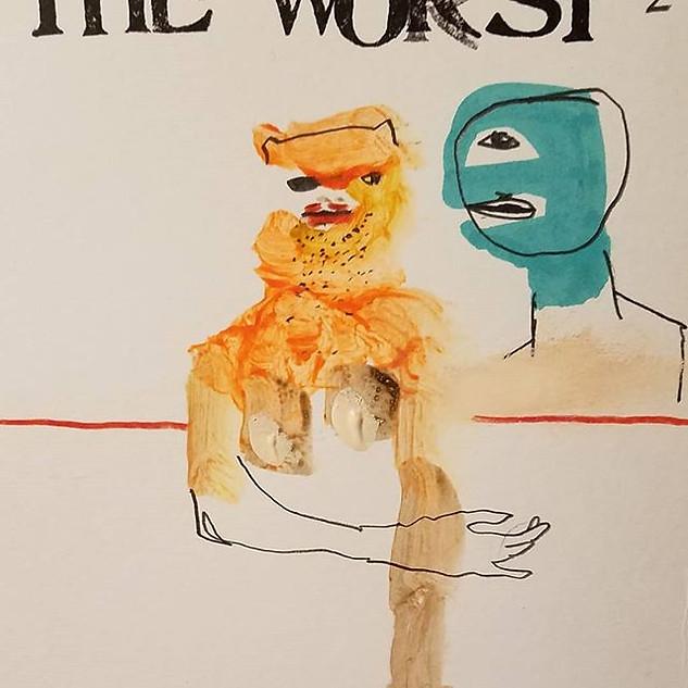 "Amy Morken ""The Second Worst"""
