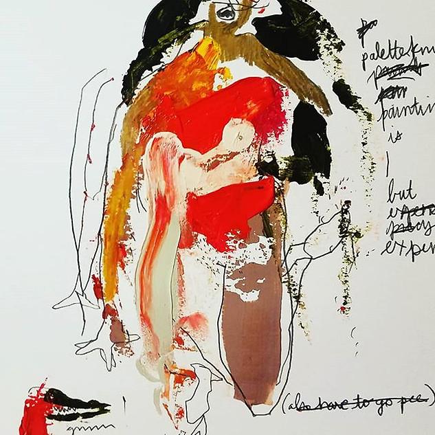 """Amy Morken """"Palette Knife"""""""
