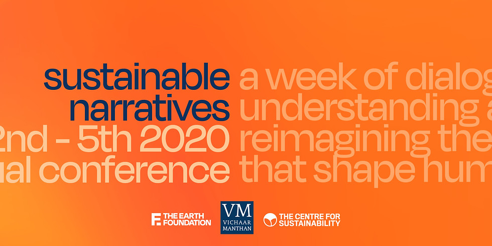 Sustainable Narratives Conference 2020