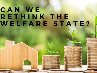 Can we rethink the Welfare State? Is there a genuine third-way using Hindu principles?