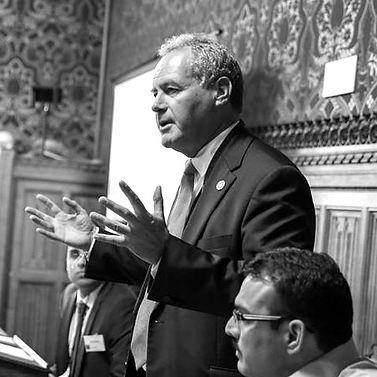 Bob Blackman, MP