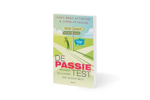 De Passie Test - Wanneer ga jij doen wat je echt wilt?