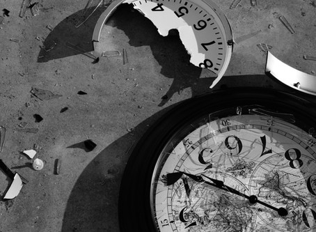 Photo series: 'Times Up'