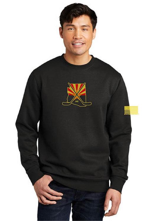 Arizona States Hockey Crew Sweater