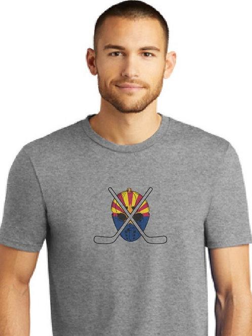 Arizona Goalie Mask States Hockey