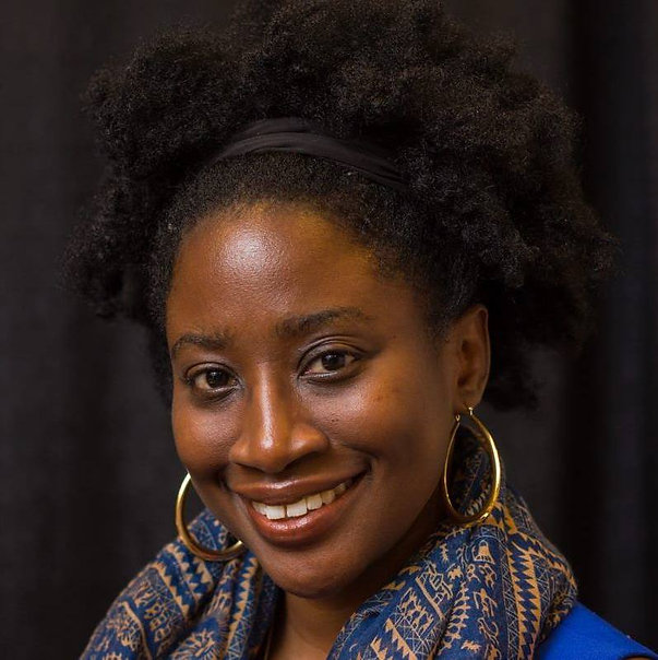 Author and podcast host Jenee Darden