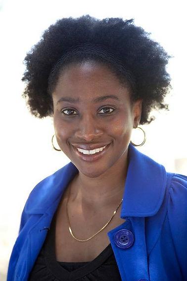 Public speaker and journalist Jenee Darden