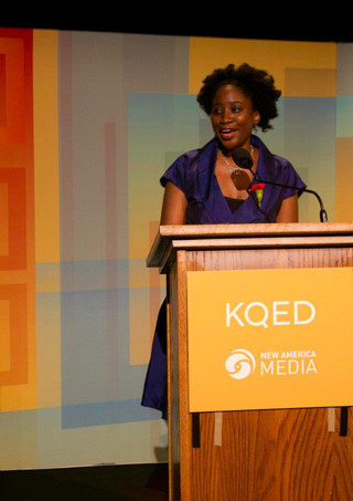 Jeneé has won numerous awards for her writing, journalism and community service.