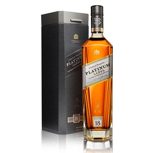 Johnnie Walker Platinum Whisky 18 anni