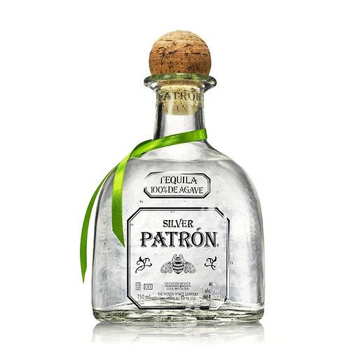 Patron Anejo Silver Tequila