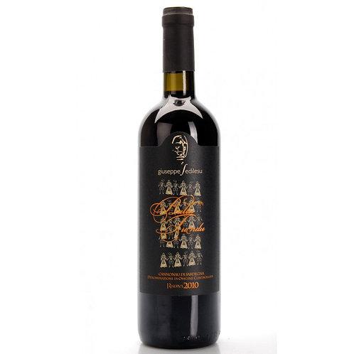 Ballu Tundu 2015 Cannonau di Sardegna  BIO D.O.C. Riserva Rosso.
