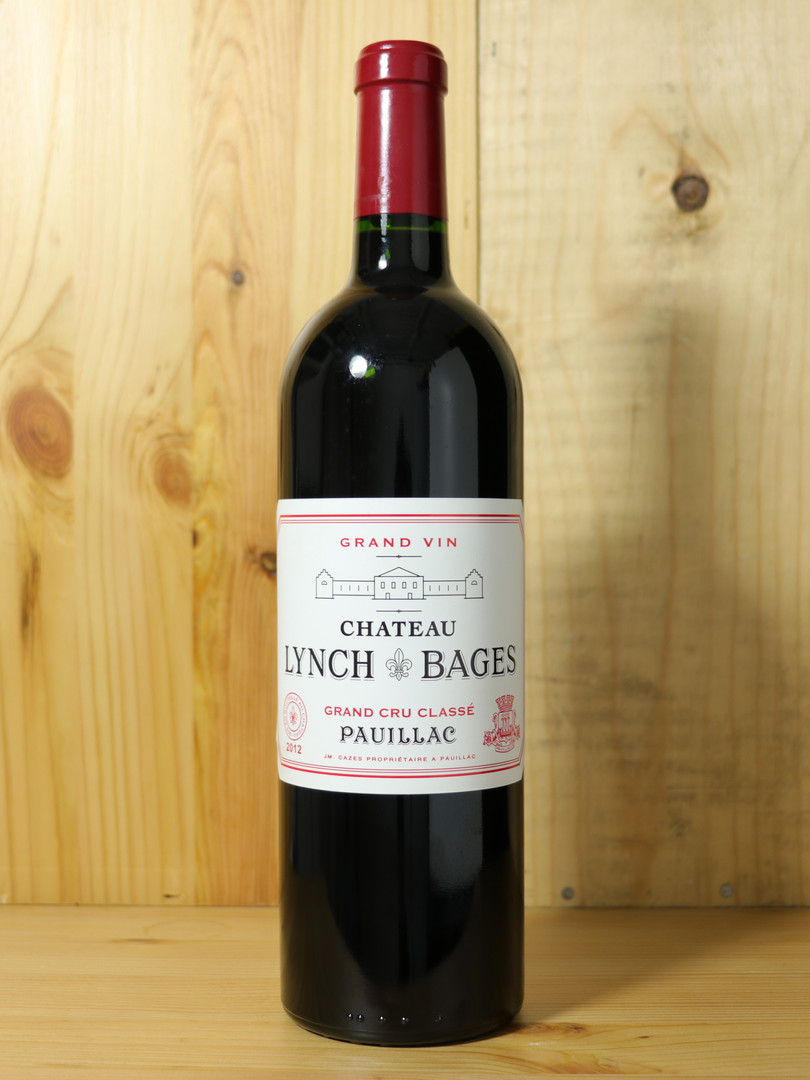 Chateau Lynch Bages Grand Cru Classé Pau