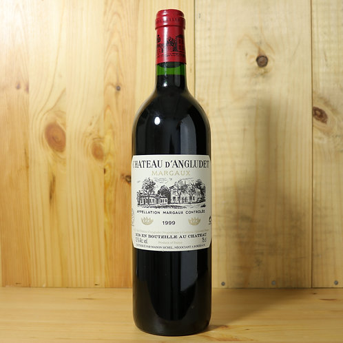 Chateau d'Angludet Margaux - 2012