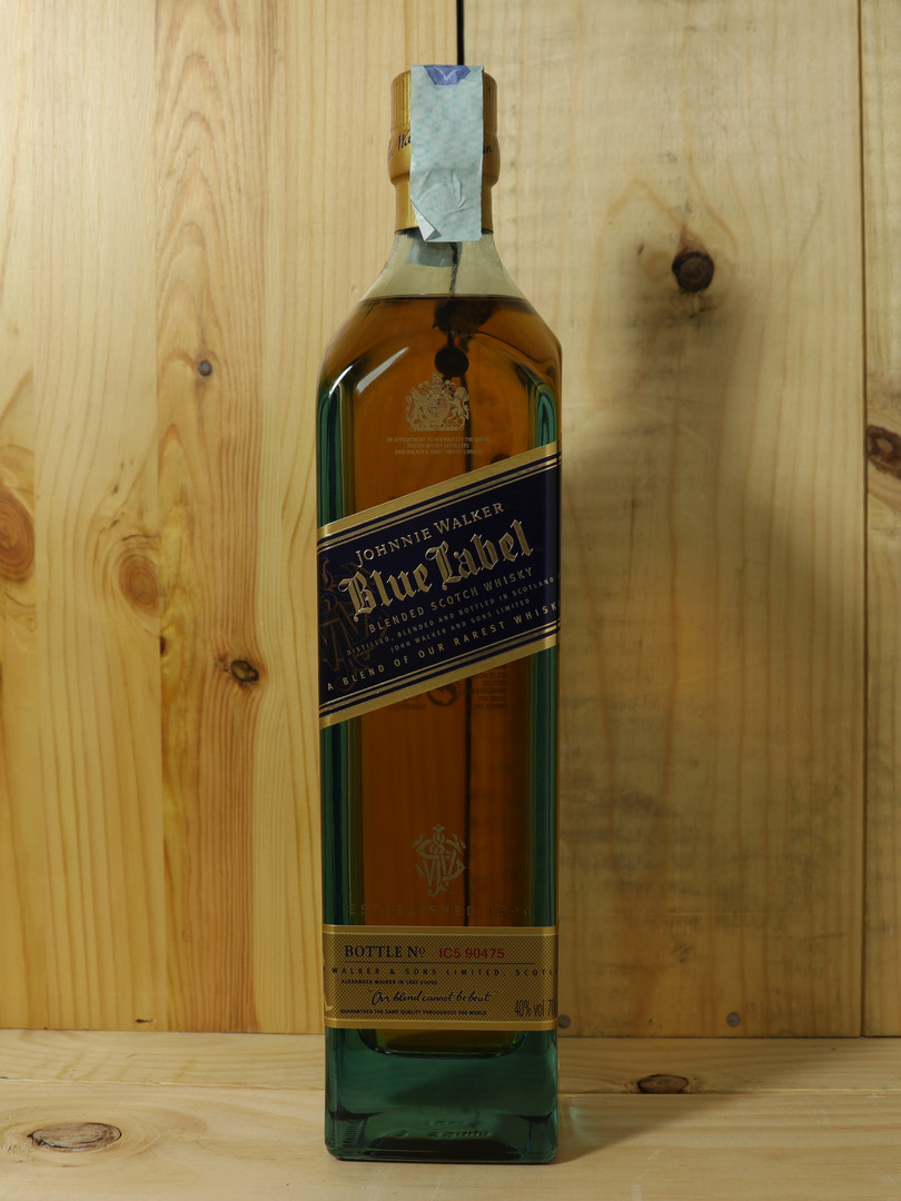 Johnny Walker Blue Label - WHISKY