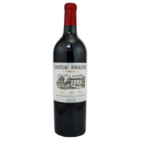 Chateau d'Angludet Margaux  2012