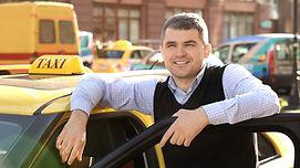 Taxi chaufför med läkarintyg