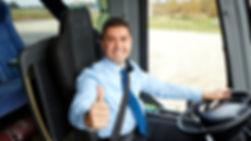 Busschaufför med busskörkort