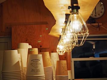 雪浪推介:Mountain Kiosk Coffee