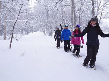 雪浪推介 - 雪鞋體驗Snowshoe Tour