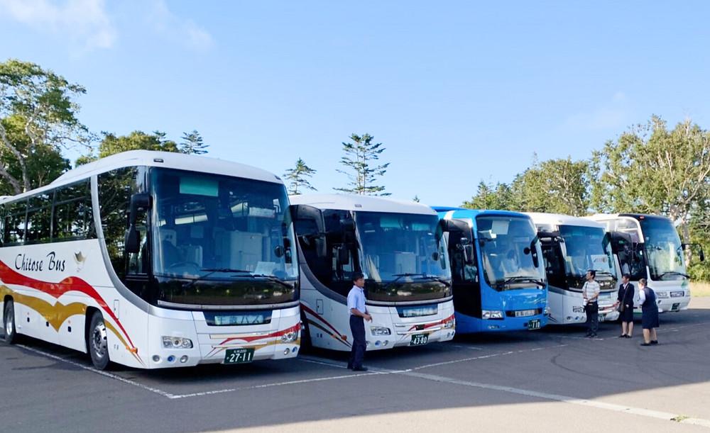 二世古機場巴士時間表 2019-20