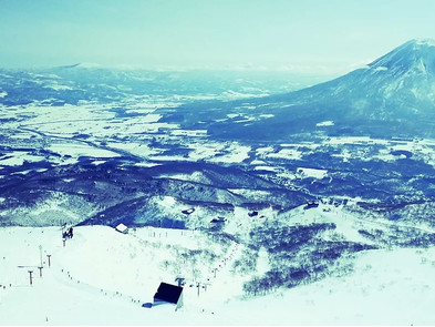 淺談二世古滑雪場