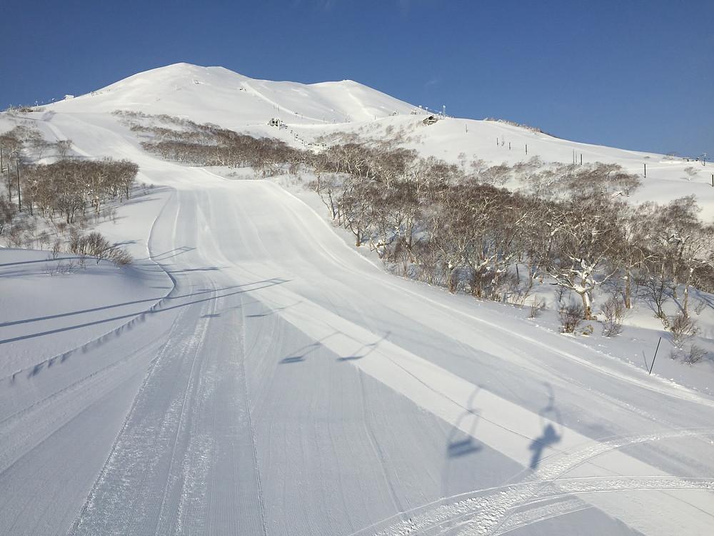 Niseko United Ski resort