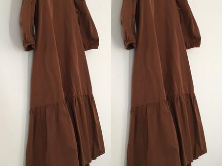 お洋服のお買い物と秋準備。