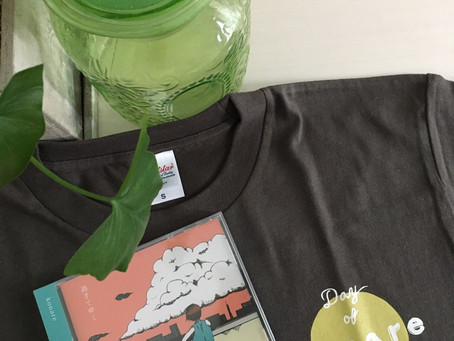 Tシャツ着回しコーデを支援Tシャツでやってみよう!