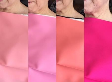 【島田市70代summer】パーソナルカラー診断は年齢制限あり??