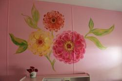 Zinas in Little Girls Room