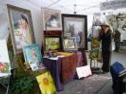 St. James Court Art Show 2011