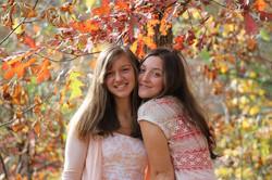 Sisters Carolyn & Jillian