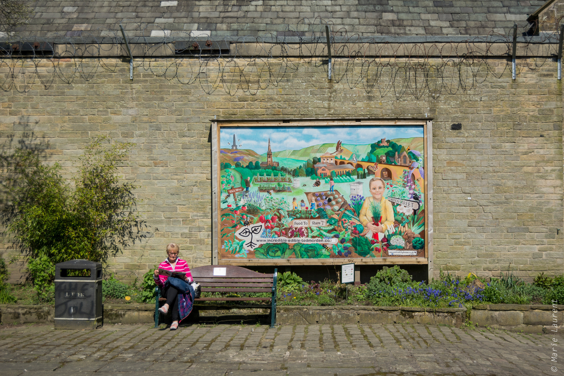 """The Incredible Edible"" - Todmorden -"
