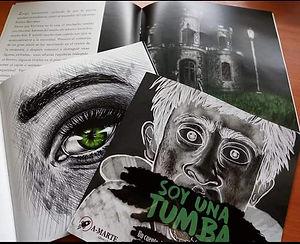 Soy una tumba - Guillermo Barrantes - Leyenda urbana - cuentos cortos de terror