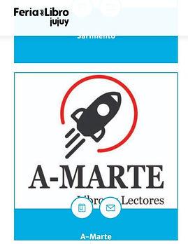 A-MARTE; LIJ; LIBROS