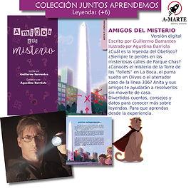 Guillermo Barrantes - Leyendas urbanas - Mitos - Leyendas - Cuentos cortos - A-Marte