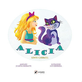 Lewis Carroll - Alicia - Alicia en el país de las maravillas - Cuento de Alicia