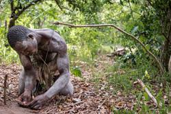 Tanzania trap man
